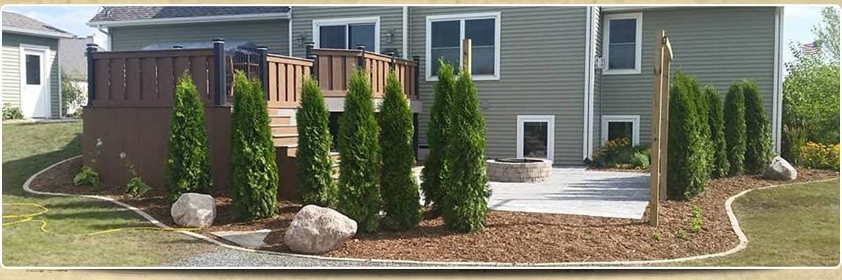 sheboygan landscaping